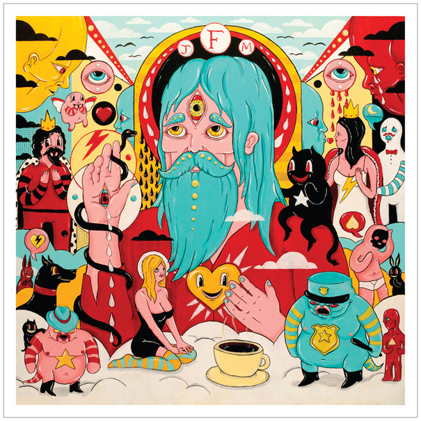 Sub Pop Records : Father John Misty : Fear Fun